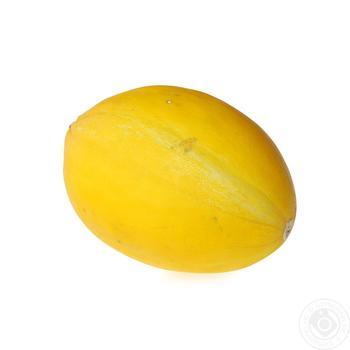 Дыня желтая весовая