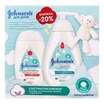 Набор для детей Johnson's Baby Нежность на ощупь