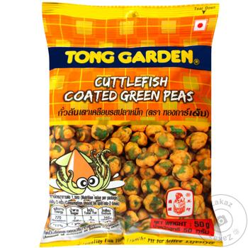 Tong Garden walnut fried with eel 50g - buy, prices for Novus - image 2