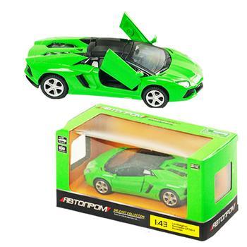 Іграшка Welly Jaguar XKR-S 1:43 Машинка - купити, ціни на Метро - фото 7