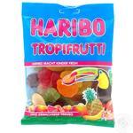 Цукерки жувальні Харібо Тропічні фрукти 200г