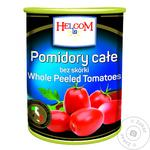 Helcom Whole Peeled Tomatoes in Their Own Juice 425ml