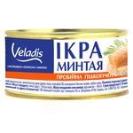 Veladis Smoked Hasp Pollock Caviar 100g