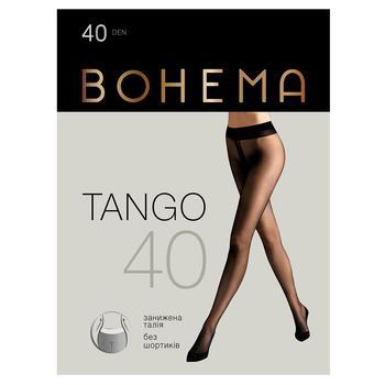 Колготы Bohema Tango женские 40 ден черные р.3