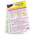 All Basic Rules of Russian Language 1-4 Classes Book