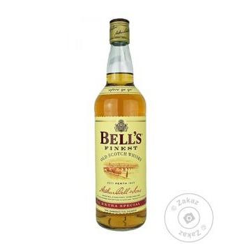 Віскі Bell's Original 40% 0,7л - купити, ціни на Novus - фото 2