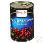 Vegetables kidney bean Helcom canned 425ml can