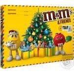 Набір подарунковий M&M's & Friends Велика бандероль 329г