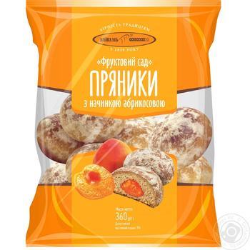 Kyivkhlib with apricot filling pryaniki 360g - buy, prices for Furshet - image 3
