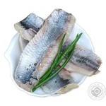 Fish herring Matias pickled