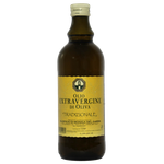 Oil olive extra virgin 1000ml glass bottle Italy