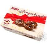 Lambertz Gingerbread in Dark Chocolate 250g