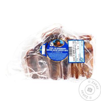 Ребро ММК По-домашньому копчено-варене другого сорту - купити, ціни на Ашан - фото 1