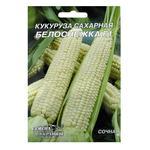 Семена Семена Украины Кукуруза сахарная Белоснежка F1 20г