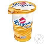 Десерт Цотт Лежуа молокосодержащий пастеризованный карамель 2.5% 175г - купить, цены на Ашан - фото 1