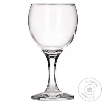 Набір келихів для білого вина Briliant Misket 165мл 6шт - купити, ціни на Novus - фото 2