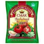 Соус Королівський смак Весенний майонезный 40% ф/п 180г