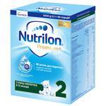 Молочна суміш Nutrilon 2 для дітей з 6 до 12 місяців 1кг
