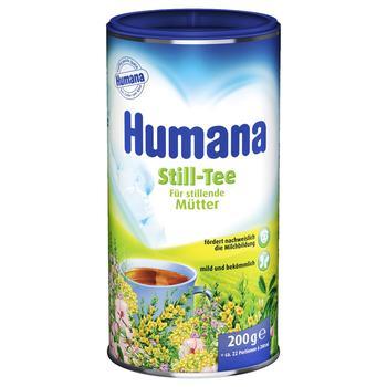Instant tea for increase lactation Humana 200g