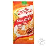 Flakes Zolote zerno corn honey ready-to-cook 300g packaged