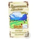 Масло солодковершкове 72,6% селянське Вершкова Долина 180г