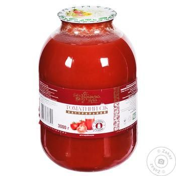Сок Українська Зірка томатный 3л