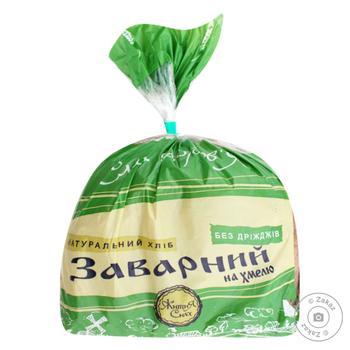 Хлеб Ржаная Сила Заварной на хмеля 400г - купить, цены на Восторг - фото 1