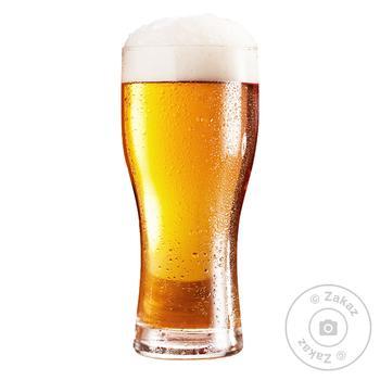 Пиво Рівень Пражское светлое охлажденное 1л