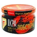 Flagman Capelin Caviar in Sauce with Lobster Flavor 180g