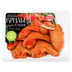Крылышки куриные Выгода Вкусные копчено-вареные высшего сорта
