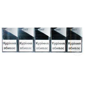 Сигареты Kent Nano White - купить, цены на Метро - фото 1