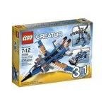 Конструктор Лего Криэйтор Громовые крылья для детей от 7 до 12 лет 235 деталей