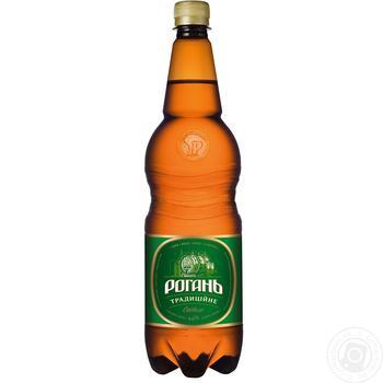 Пиво Рогань Ттрадиционное светлое 4,6% 1,2л - купить, цены на Восторг - фото 2