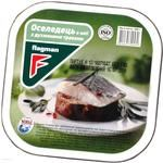 Fish herring west pacific sardine Flagman pickled 200g Ukraine