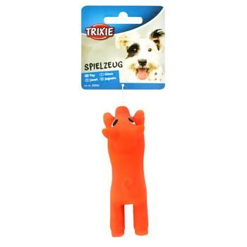 Toy for dogs Trixie Pig with a squeaker 13cm (latex) - buy, prices for CityMarket - photo 1