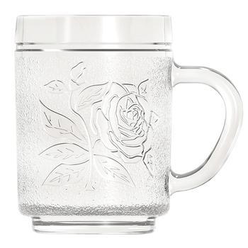 UniGlass Roses Cup 260ml - buy, prices for EKO Market - photo 1