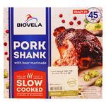 Biovela Slow Cook With Beer Marinade Pork Shank