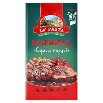 Маринад La Pasta Смесь перцев 200г