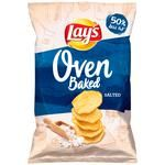 Lay's Baked Salted Chips 125g