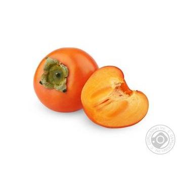 Fruit persimmon persimon fresh