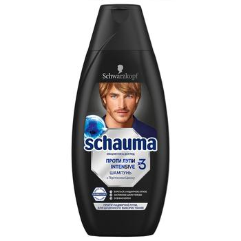 Shauma Intensive For Man Anti-Dandruff Hair Shampoo 400ml - buy, prices for Auchan - image 4