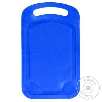 Дошка пластм 25*15 мала хеп - купити, ціни на МегаМаркет - фото 1