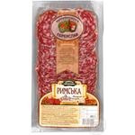 Sausage Ukrprompostach Roman raw cured 80g