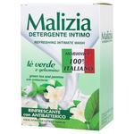 Malizia Green tea and Jasmine Gel for Intimate Hygiene 200ml
