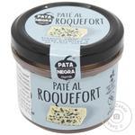 Паштет Pata Negra Roquefort с голубым сыром 110г