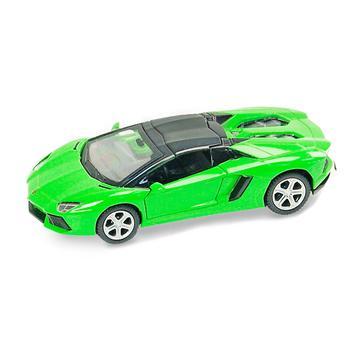 Іграшка Welly Jaguar XKR-S 1:43 Машинка - купити, ціни на Метро - фото 5