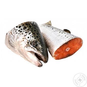 Семга (лосось) набор для ухи