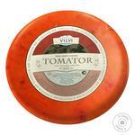 Сыр Vilvi Tomator с томатом весовой 45% - купить, цены на Восторг - фото 1