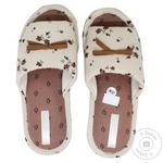 Домашнє взуття Twins Premium жіноче