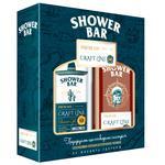Подарочный набор Liora Shower Bar Craft Гель-шампунь для тела и волос Breeziness 250мл + Гель-шампунь для тела и волос Vitality 250мл